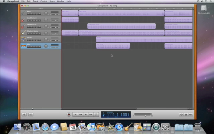 audacity vs garageband for podcasting which one is better. Black Bedroom Furniture Sets. Home Design Ideas
